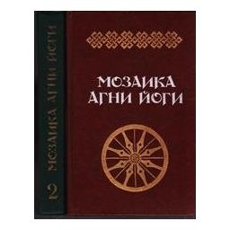 Мозаика АГНИ ЙОГИ в 2-ух книгах/ Тер-Акопян А.