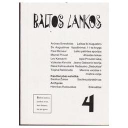 Baltos lankos, 1994 m., Nr. 4