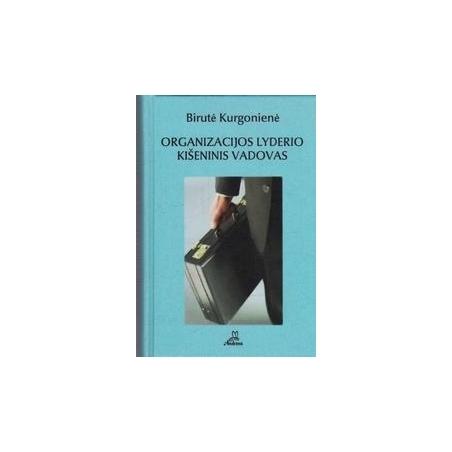 Organizacijos lyderio kišeninis vadovas/ Kurgonienė Birutė