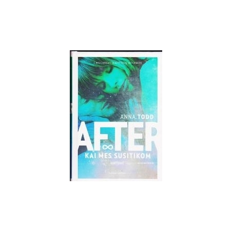 After. Kai mes susitikom/ Anna Todd