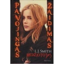 """Medžiotojas. Ciklo """"Pavojingas žaidimas"""" 1-oji knyga/ Smith L. J."""