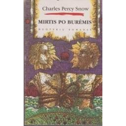 Mirtis po burėmis/ Snow Charles Percy