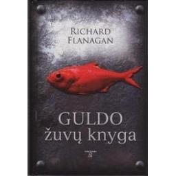 Guldo žuvų knyga/ Flanagan Richard