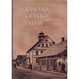 Raseinių krašto žydai/ Lina Kantautienė