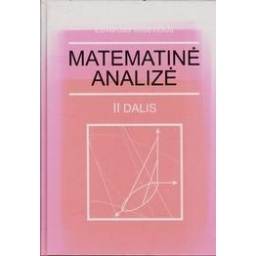 Matematinė analizė (II dalis)/ Misevičius Edvardas
