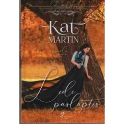Ledi paslaptis (Perlų paslaptis 3 knyga)/ Kat Martin