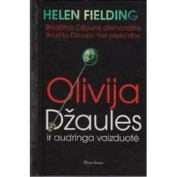 Olivija Džaules ir audringa vaizduotė/ Fielding Helen