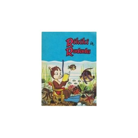 Rikiki ir Rududu/ Adomavičiūtė Aldona