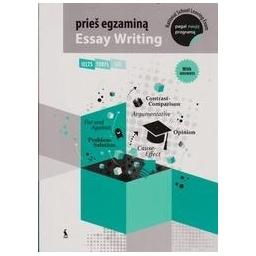 Prieš egzaminą Essay writing/ Audronė Raškauskienė, Irena Ragaišienė, Ramutė Žemaitienė