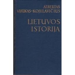 Lietuvos istorija/ Vijūkas-Kojelavičius Albertas