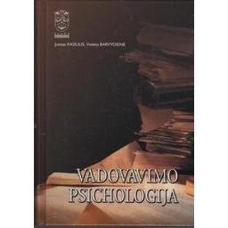 Vadovavimo psichologija/ Kasiulis J., Barvydienė V.