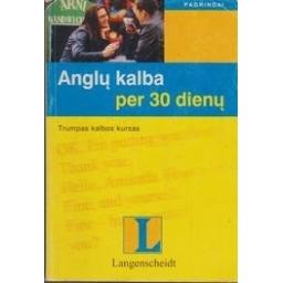 Anglų kalba per 30 dienų/ Brough Sonia, Wittmann Carolyn