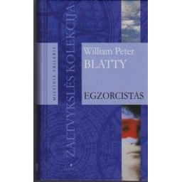 Egzorcistas/ Blatty William Peter