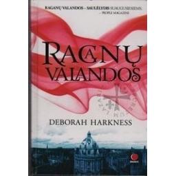 Raganų valandos/ Deborah Harkness