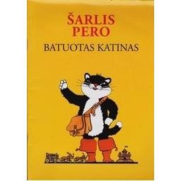Batuotas katinas/ Pero Šarlis