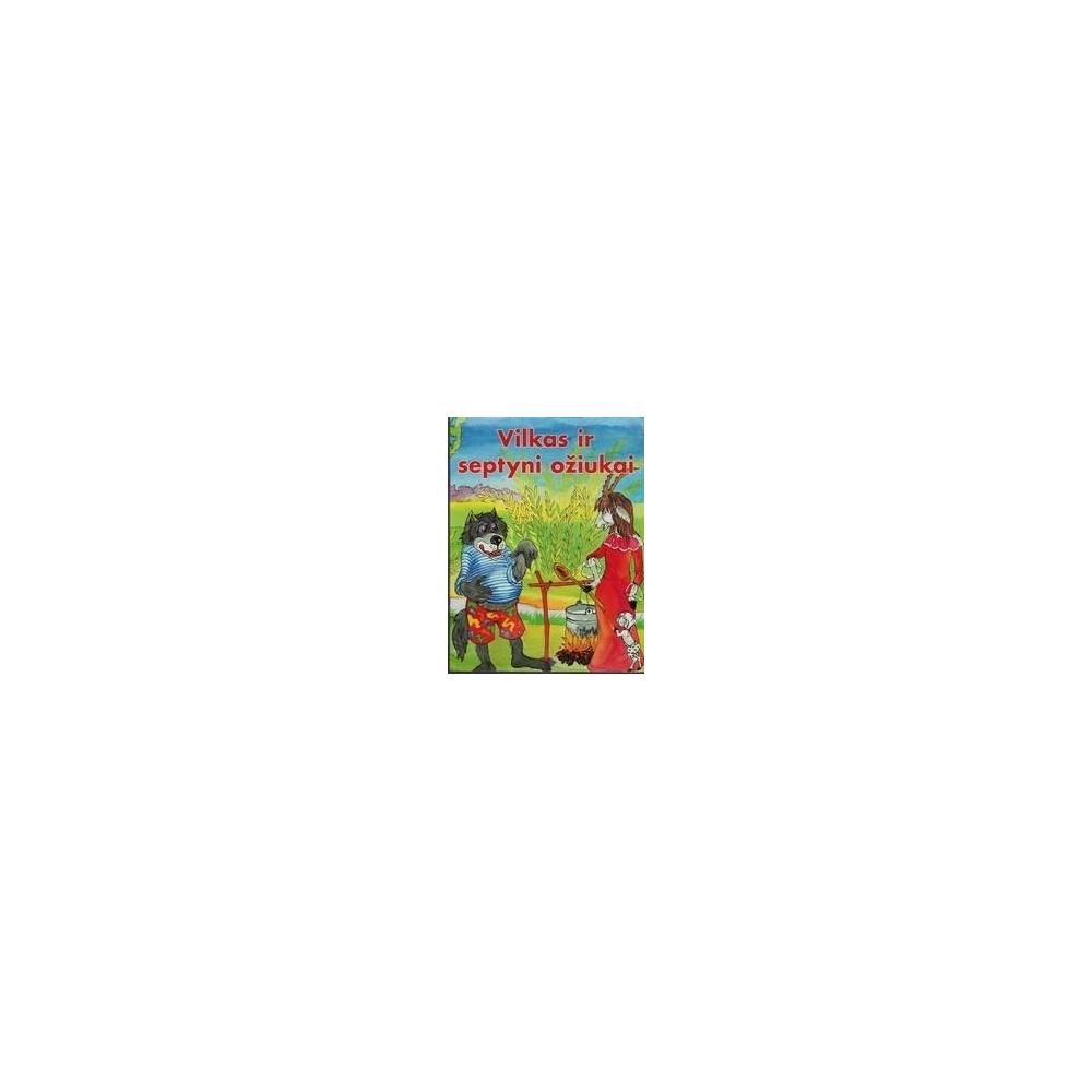 Vilkas ir septyni ožiukai/ Autorių kolektyvas