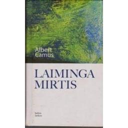 Laiminga mirtis/ Camus Albert