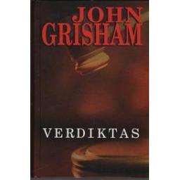 Verdiktas/ Grisham John