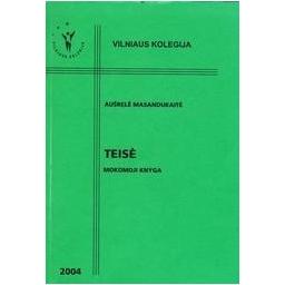 Teisė: mokomoji knyga/ Masandukaitė Aušrelė