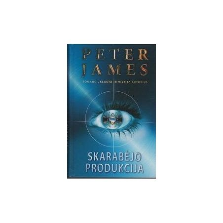 Skarabėjo produkcija/ Peter James