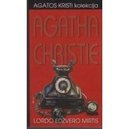 Lordo Edžvero mirtis/ Christie Agatha
