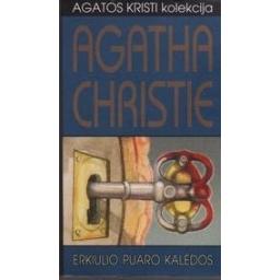 Erkiulio Puaro Kalėdos/ Agatha Christie