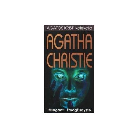 Mieganti žmogžudystė/ Agatha Christie