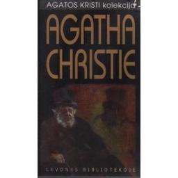 Lavonas bibliotekoje/ Christie Agatha