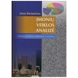 Įmonių veiklos analizė/ Mackevičius Jonas