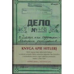 Knyga apie Hitlerį/ Eberle Henrik, Uhl Matthias