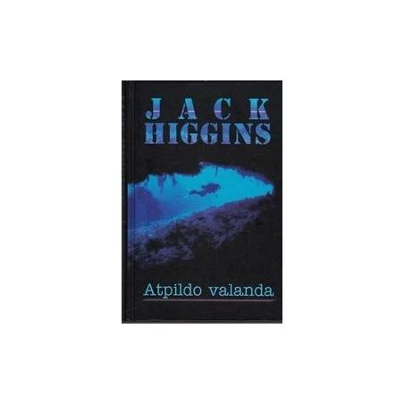 Atpildo valanda/ Jack Higgins