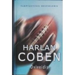 Dviveidis/ Coben Harlan