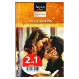 Meilę dovanojęs pasiūlymas/ Amy Andrews