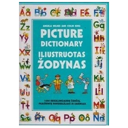 English Picture Dictionary/ Wilkes Angela