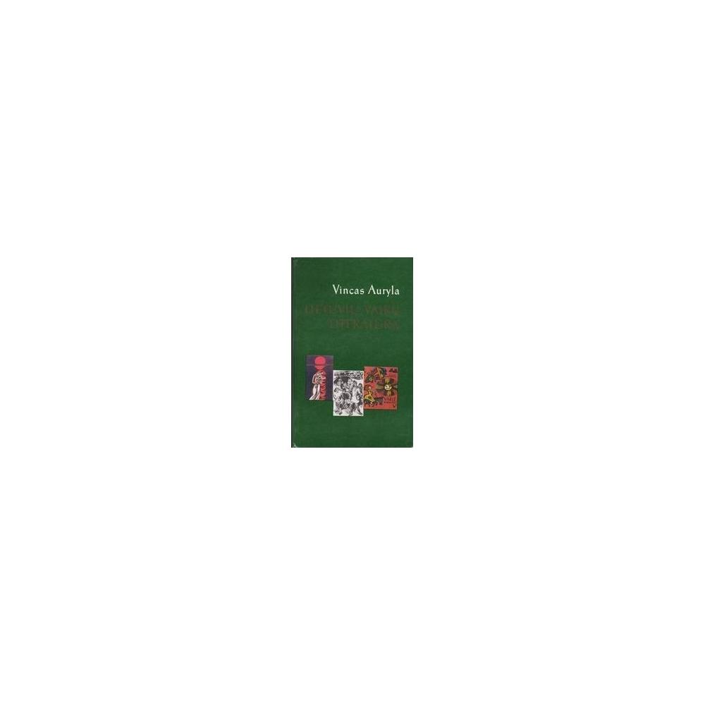 Lietuvių vaikų literatūra/ Vincas Auryla