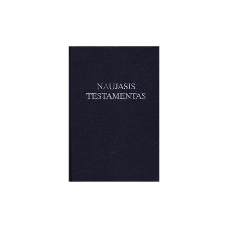 Naujasis testamentas/ Vaclovas Aliulis