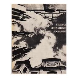 Vilniaus senamiesčio ansamblis/ Jankevičienė Algė