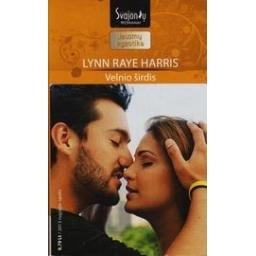 Velnio širdis/ Harris Lynn Raye