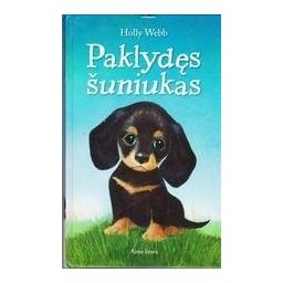 Paklydęs šuniukas/ Webb Holly