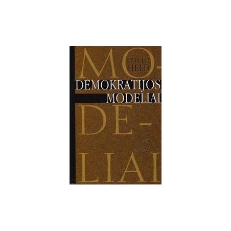 Demokratijos modeliai/ David Held