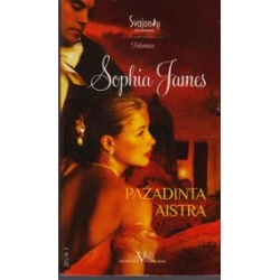 Pažadinta aistra/ James Sophia