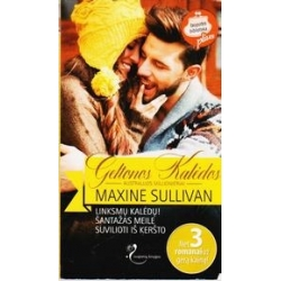 GELTONOS KALĖDOS/ Sullivan Maxine
