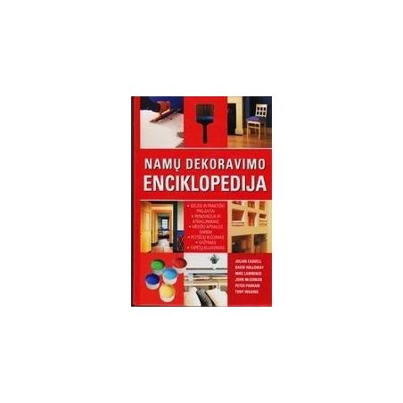 Namų dekoravimo enciklopedija/ Julian Cassell ir kt.