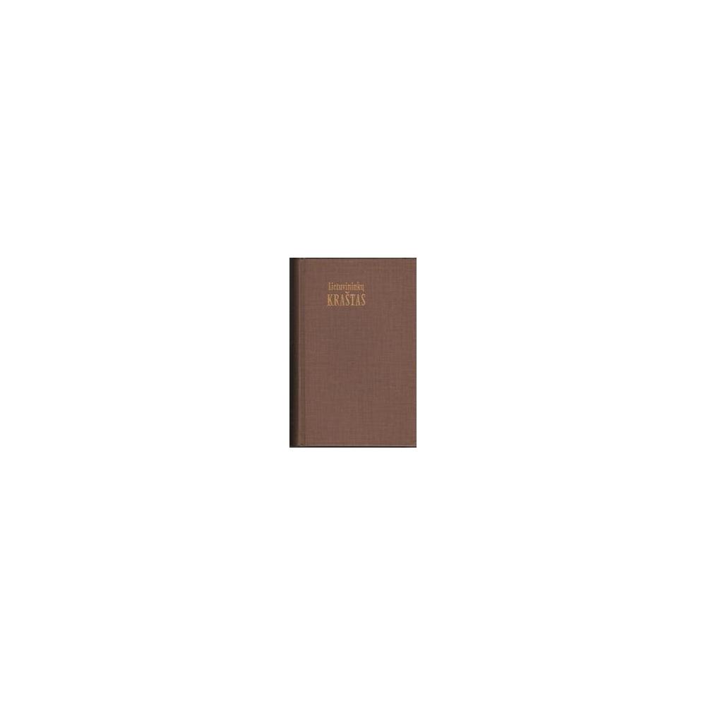 Lietuvininkų kraštas: monografija/ Vėlius Norbertas