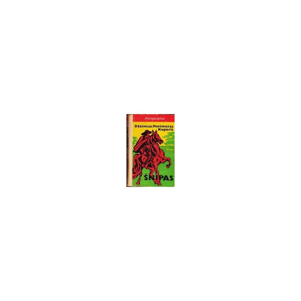 Šnipas/ Kuperis Džeimsas Fenimoras