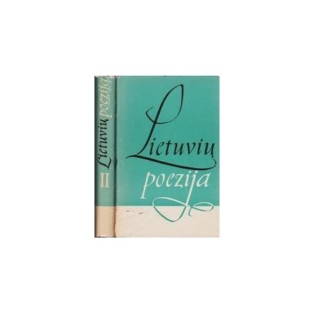Lietuvių poezija (2 tomai)