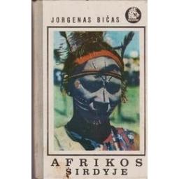 Bičas Jorgenas - Afrikos širdyje