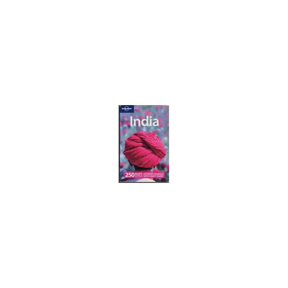 India (Lonely Planet Country Guides)/ Sarina Singh