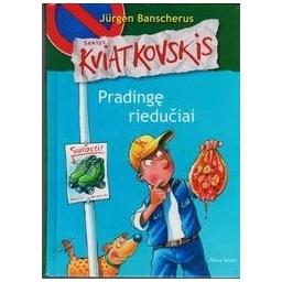 Seklys Kviatkovskis: Pradingę riedučiai/ Banscherus Jurgen