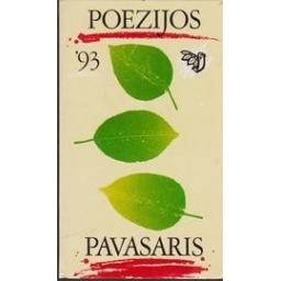 Poezijos pavasaris'93/ Autorių kolektyvas